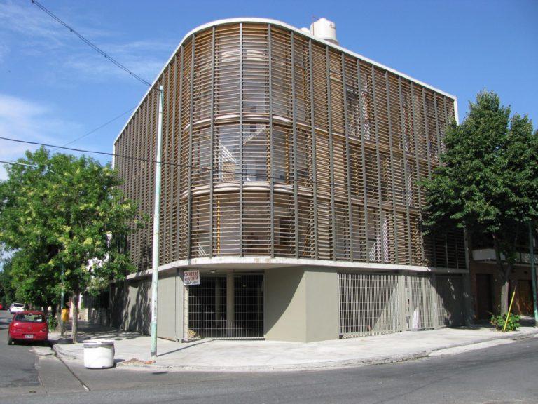 Manuela Pedraza Building