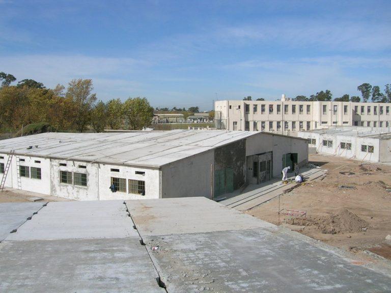 Melchor Romero Prison