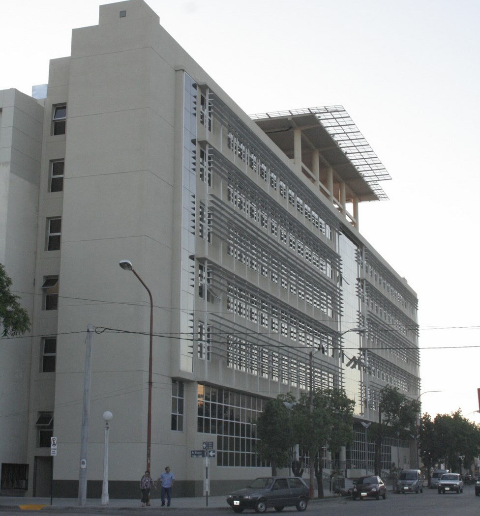 Santiago del Estero Law Courts